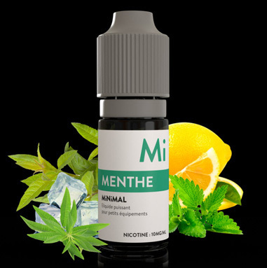 Menthe Minimal by THE FUU